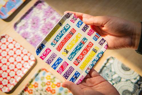 Kyoto Washi Paper Tray - Haiku