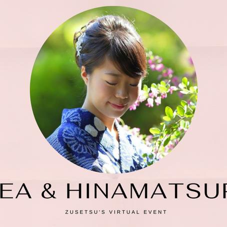 Tea and Hina Matsuri with Mai!