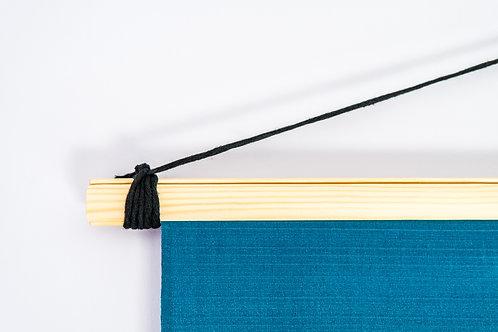 furoshiki wall-hanging kit