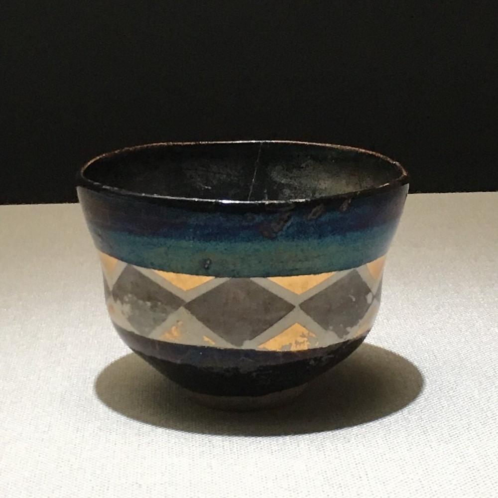 Ninsei Nonomura, chawan, teabowl, tea ceremony, pottery, Kyoto, Zusetsu Store