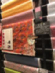 Kyoto washi paper store