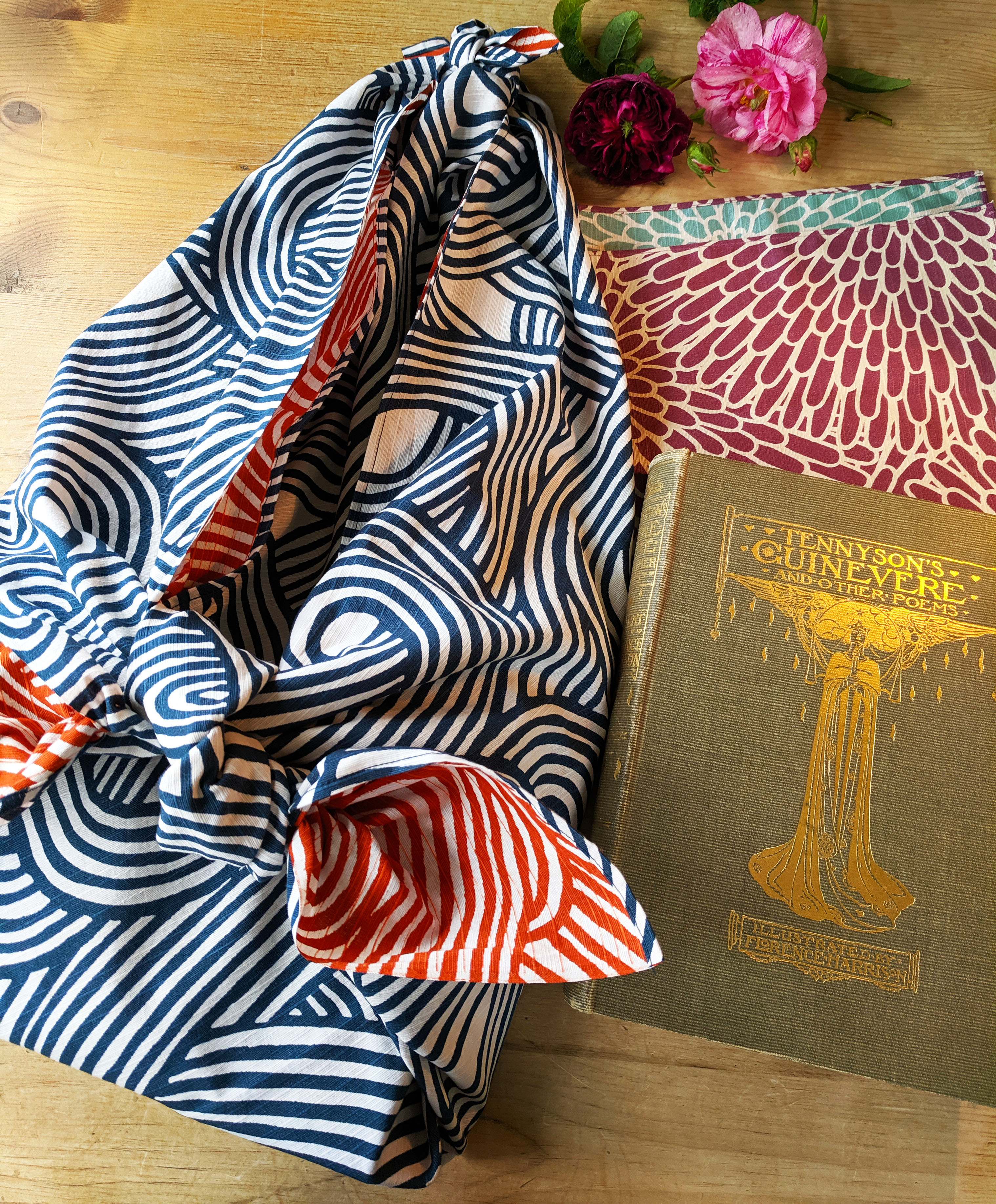 furoshiki eco-friendly bag
