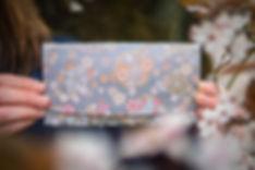 Kyoto nishijin-ori wallet