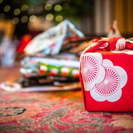 Why You Should Use Furoshiki This Christmas!