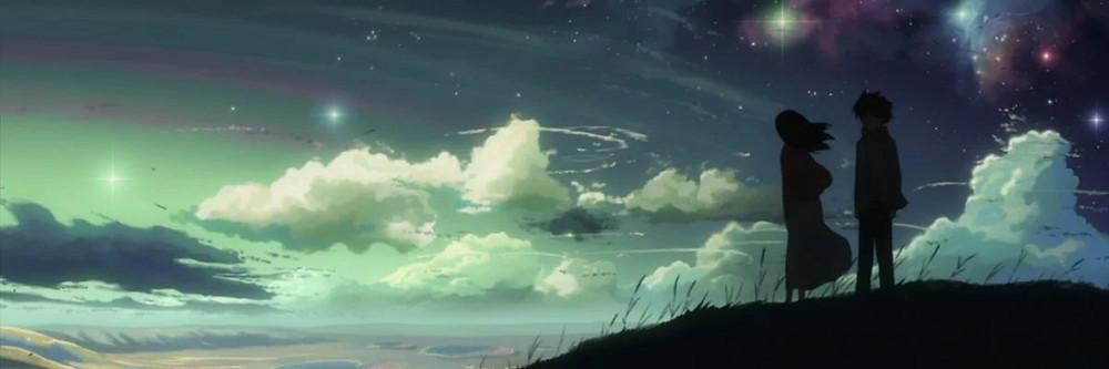 anime, Makoto Shinkai, 5 Centimetres Per Second, Zusetsu Store, tanabata, star festival, young love