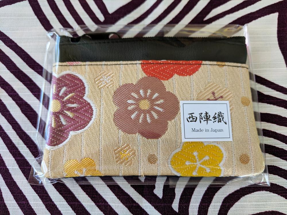 Zusetsu furoshiki Kyoto knot wrapping gift washi paper