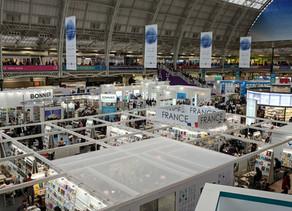Fabulous time at London Book Fair!