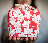 furoshiki giftwrap