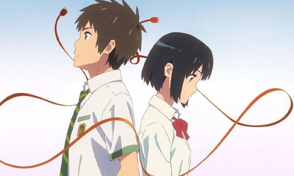 Your Name, anime, Makoto Shinkai
