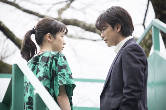 Suzume and Ritsu, Hanbun Aoi, asadora, NHK, Japanese tv, Zusetsu Store