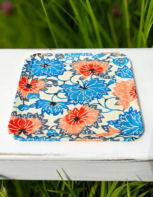 Kyoto Washi Paper Tray - Kiku