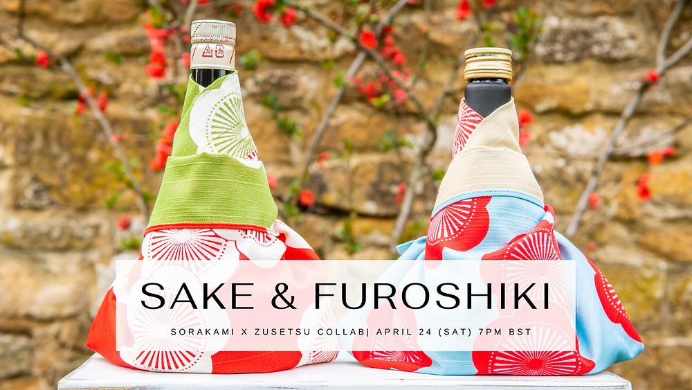Zusetsu online event furoshiki