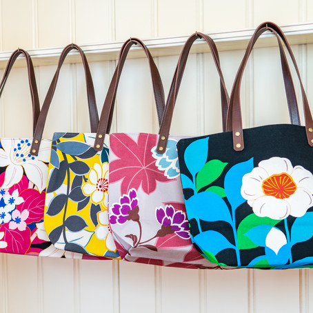 Come and Meet our New Kyoto Bags!