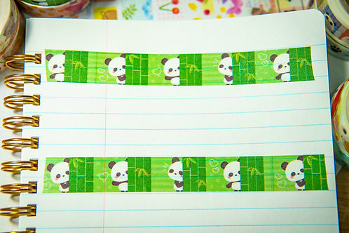 Washi Tape from Japan - Panda