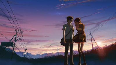 anime, 5 Centimetres per Second, Makoto Shinkai, Ghibli, Miyazaki