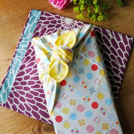 How to make beautiful ribbon wrap.