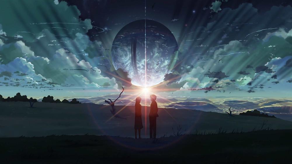 anime, Makoto Shinkai