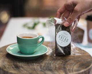 Coffe & tea availible