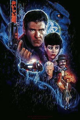 Blade Runner Print