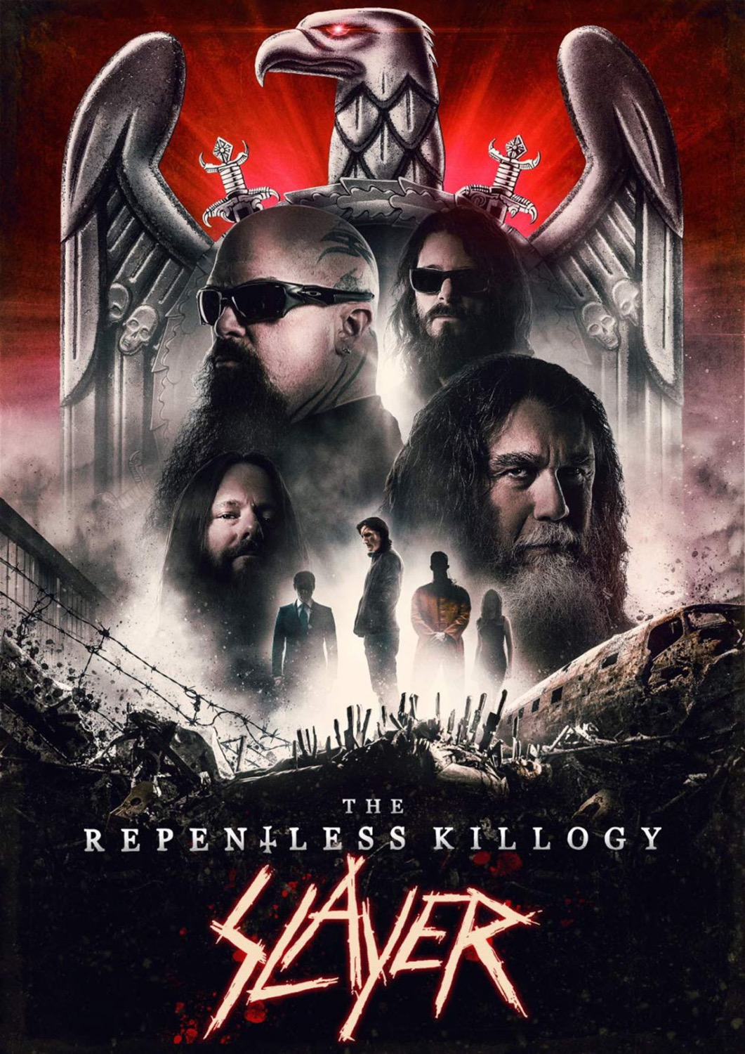 Slayer: Repentless Killlogy
