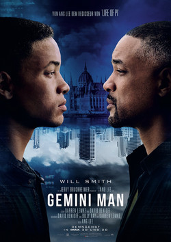 Gemini Man International Key Art