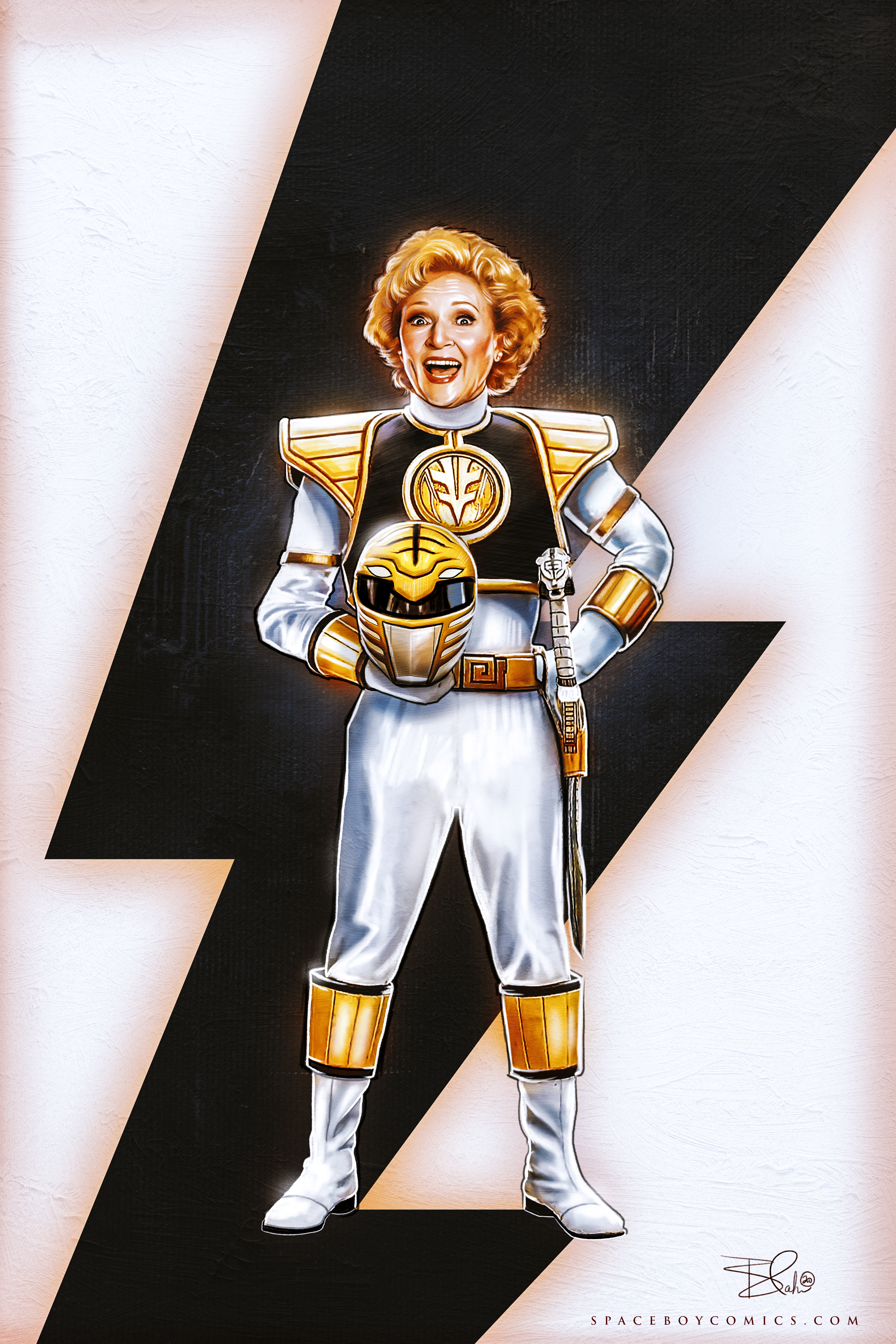 Betty White Ranger