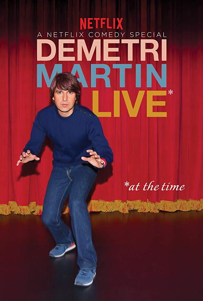 Demitri Martin Live *At The Time