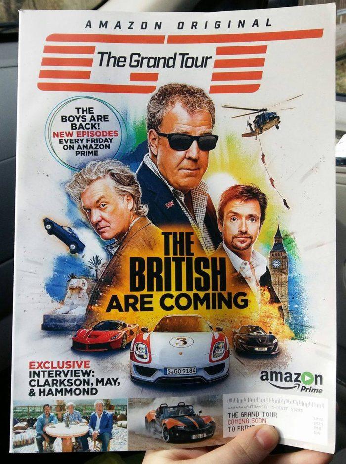 Grand Tour -- Motor Trend Cover Imag