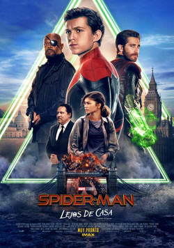 Spider-Man Far From Home One-Sheet