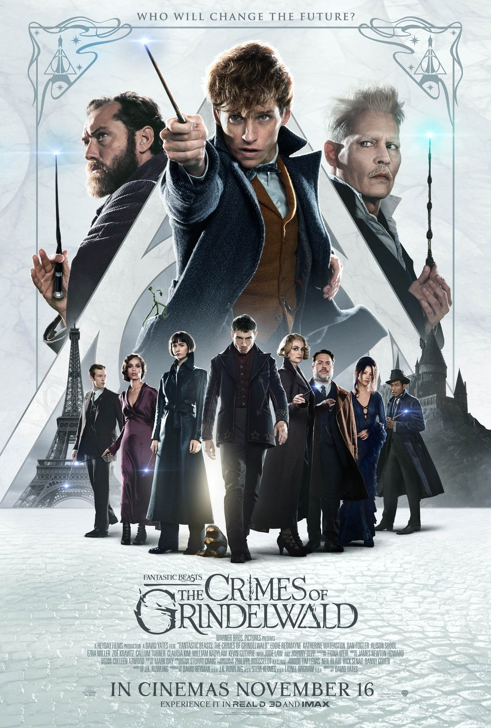 Crimes of Grindelwald One-Sheet