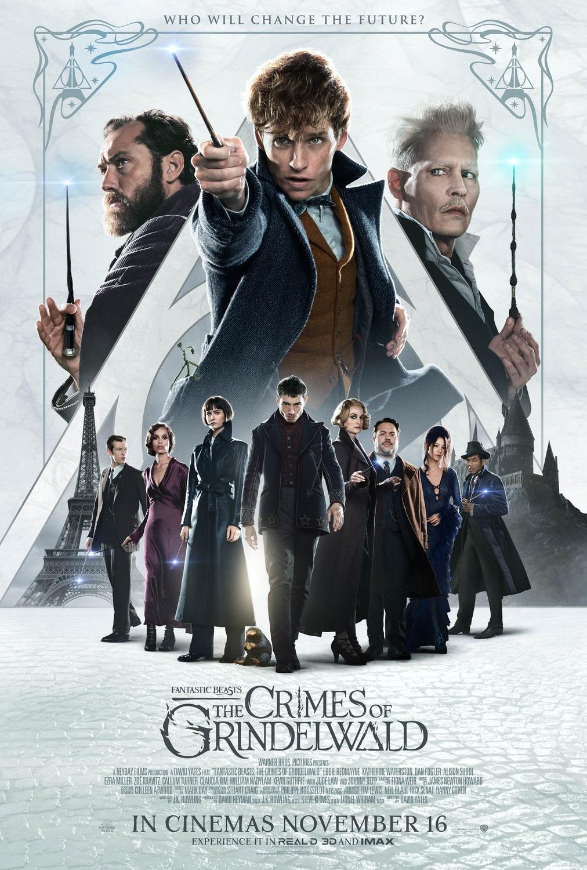 Crimes of Grindelwald One-Sheet