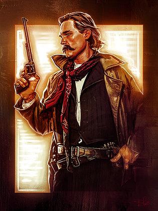Wyatt Warp Tombstone