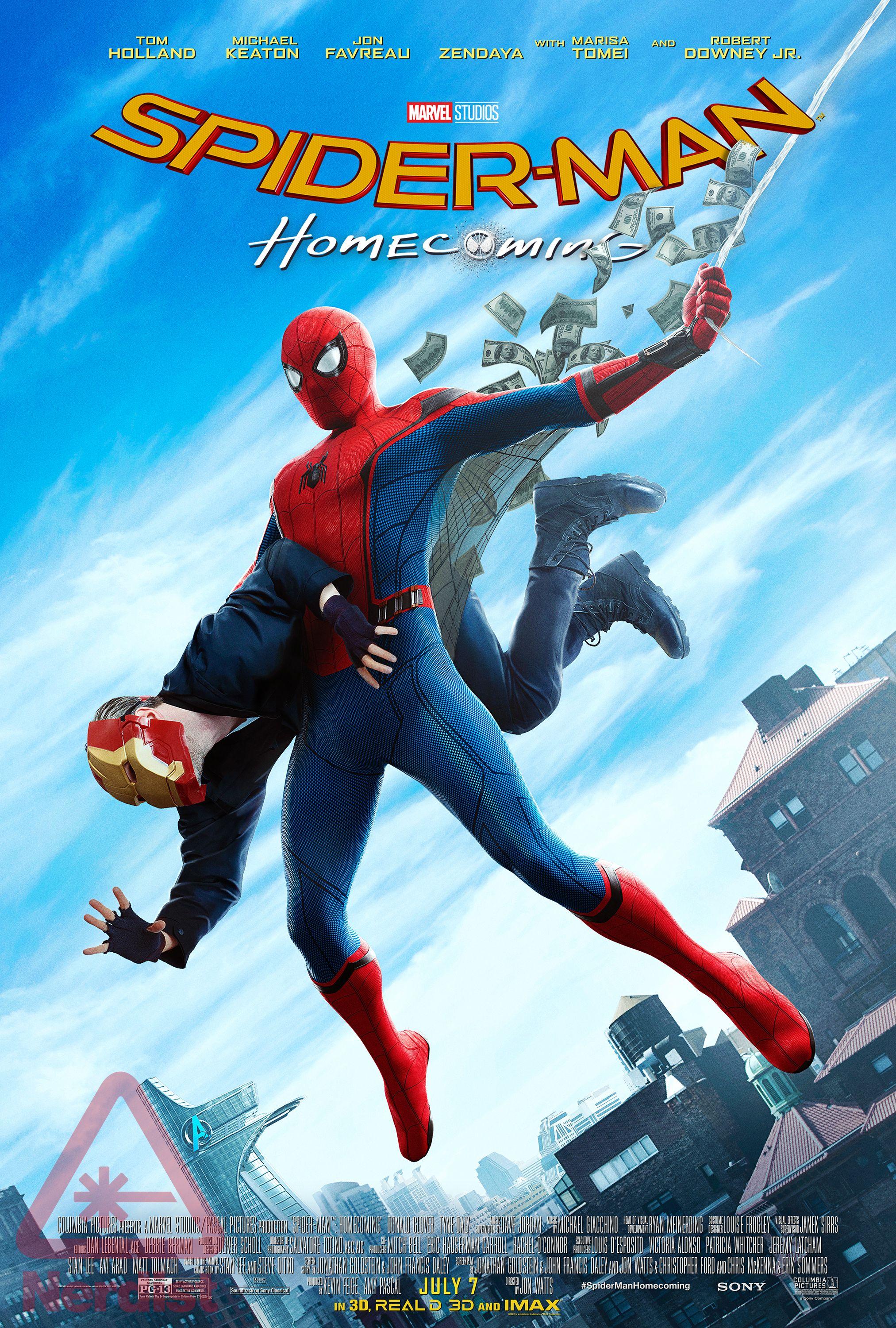 Spider-Man Homecoming One-Sheet