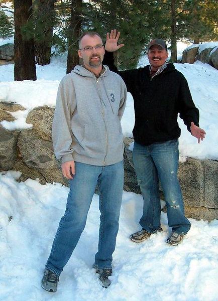 Christopher & Michael TRAMWAY