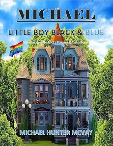 Michael Little Boy Black & Blue