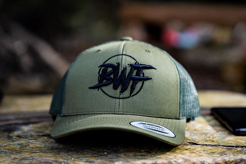 BWF SnapBack - Forest