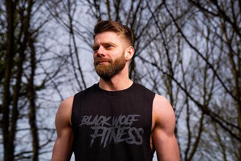 BWF Men's Slash Vest - Black