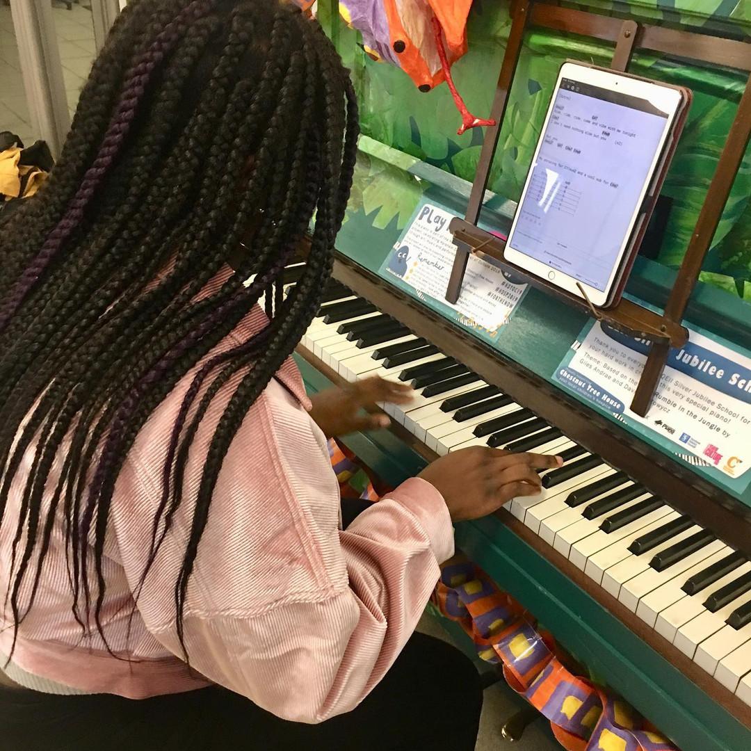 Horsham District Street Pianos 2019