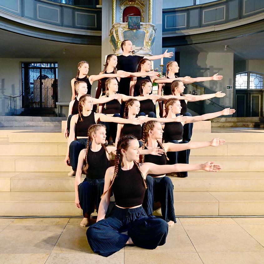 Die Tanz-Company eMotion präsentiert »Bin ich wirklich (ich)?«