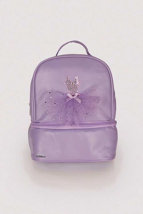 Wear Moi Dual Compartment Backpack