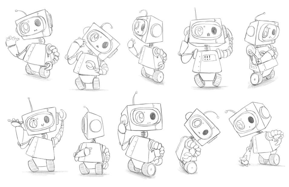 B-Bit Gestures