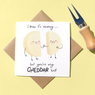 My Cheddar Half