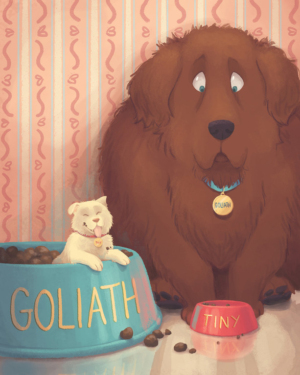 Goliath and Tiny
