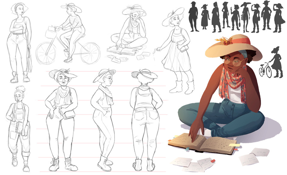 Character Sheet - Anathema