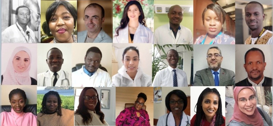 African neurologists, researchers and scientists