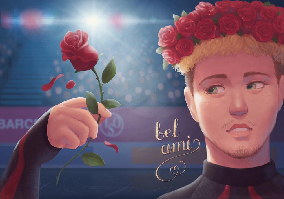 Bel Ami Cover