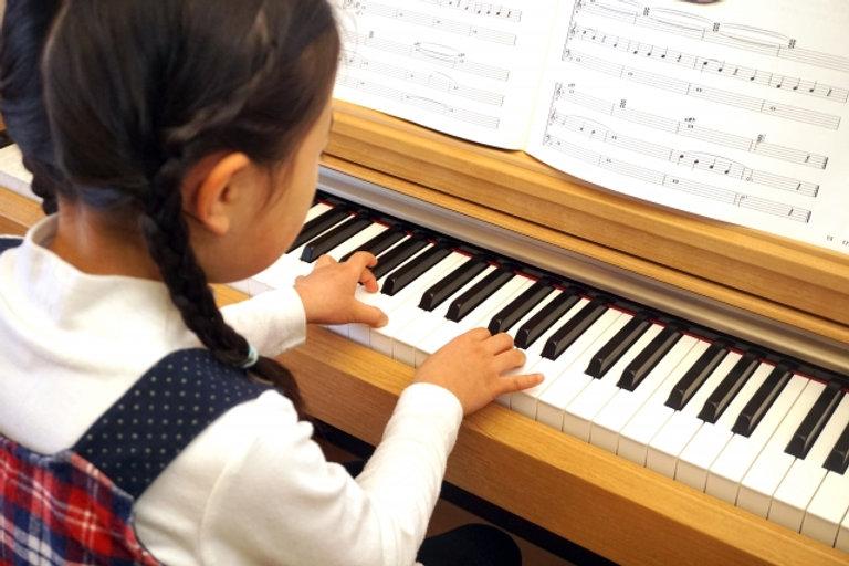 八事・長久手市ソプラノミュージックスクールピアノ4