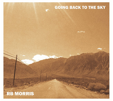 Going Back To The Sky- CD