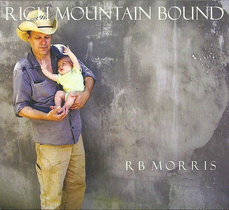 Rich Mountain Bound CD