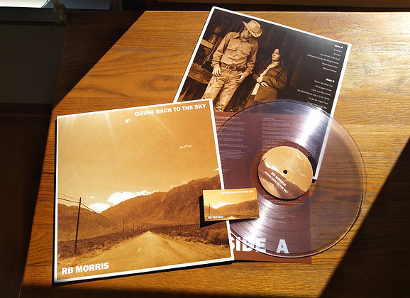 Going Back To The Sky- Vinyl & Digital Download Package